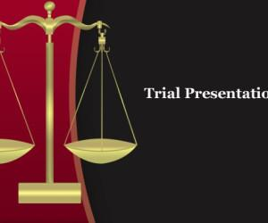 Importance of Trial Presentation
