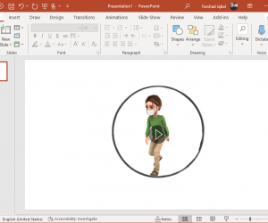 Stay Safe Animated COVID-19 Clipart for PowerPoint