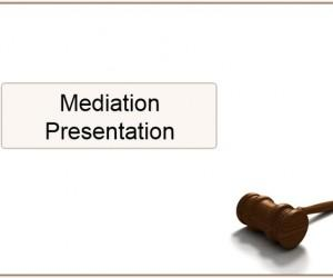 Resolving Conflicts With An Effective Mediation Presentation