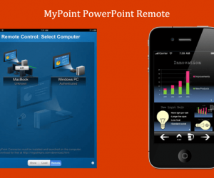 MyPoint PowerPoint Remote Turns iPhone into a Presentation Remote