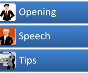 Opening Speech Tips For An Impressive Presentation