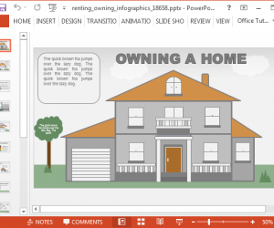 Animated Real Estate PowerPoint Template