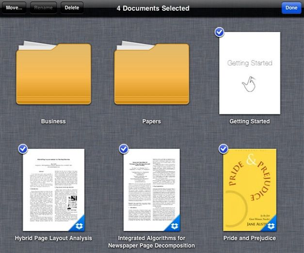 PDF Highlighter App For iPad