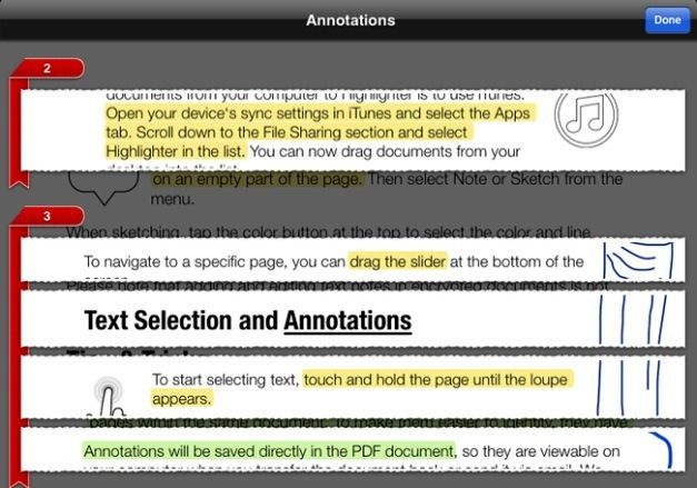 PDF Highlighter