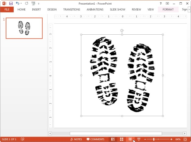 Pair of boot clipart