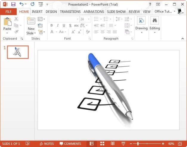Pen Display Clipart