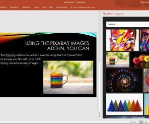 Free Stock Photos with Pixabay Plugins for Adobe Photoshop and Microsoft Office