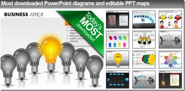 PowerPoint Templates, PowerPoint Slides and Presentation Icons