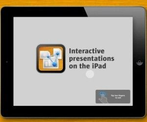Present Interactive Presentations From iPad With Presentation Link