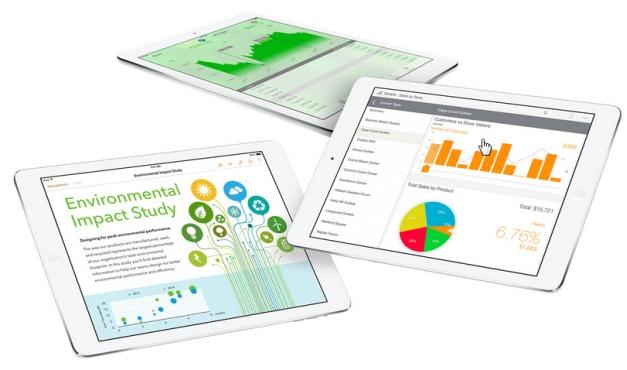Presentations on iPad