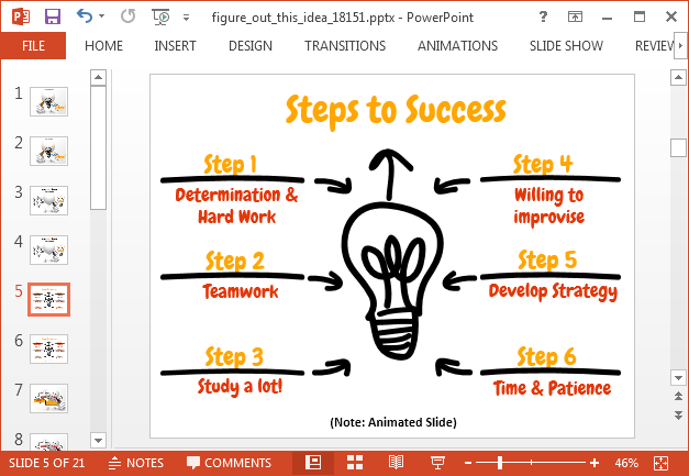 Process illustration
