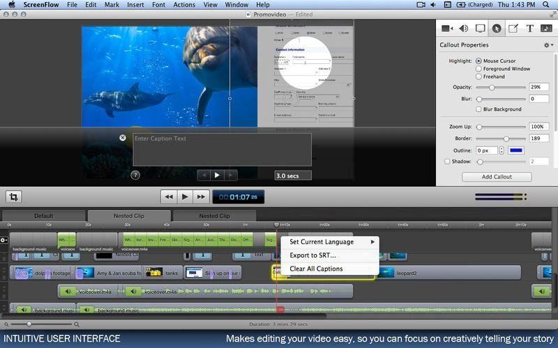 Publish Videos To A Website, Blog Or Present Them Offline