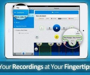 Recordium: Record And Annotate Voice Recordings On iPhone Or iPad