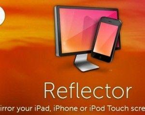 Record iOS Screen From PC Or Mac With Reflector