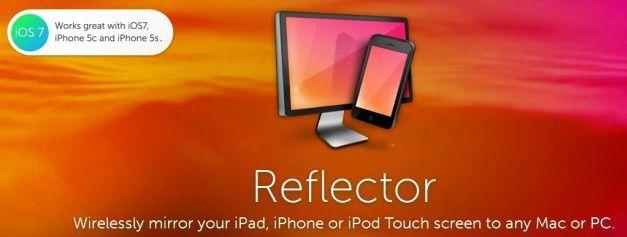 Reflector for iOS