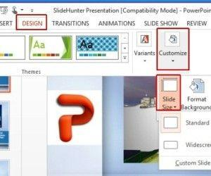 How To Use Portrait And Landscape Orientation in The Same PowerPoint Presentation