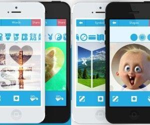 Crop Photos into Shapes And Symbols For Presentations On iPhone