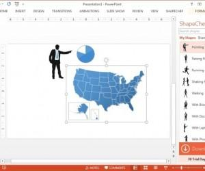 ShapeChef: Alternative To Office Clipart