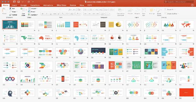 Slide Bundle PowerPoint presentation pack
