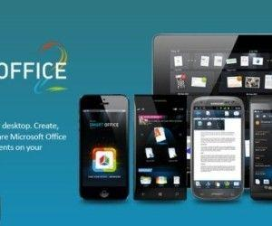 Smart Office 2: Create And Edit MS Office Files On iOS And Android