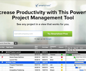 Smartsheet: Comprehensive Online Project Management Tool For Businesses