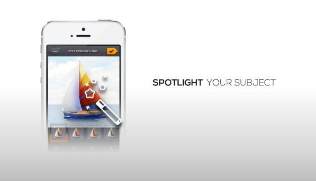 Spotlight Your Photo