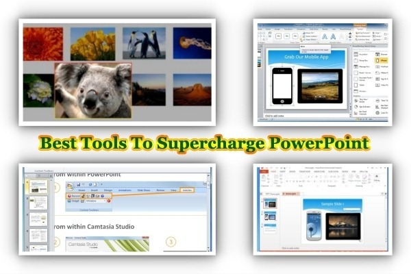 Supercharge PowerPoint