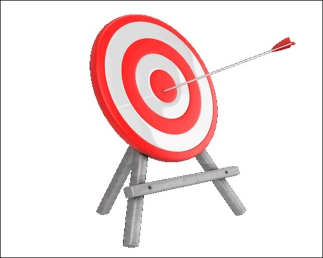 Target Accuracy Clipart