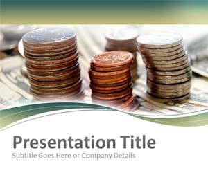 Cash PowerPoint Template
