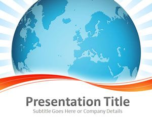 Global Logistics PowerPoint Template