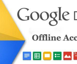 How To Use Google Drive Offline To Create And Edit Presentations