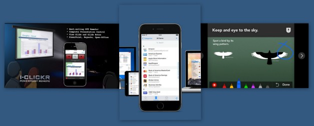 Using iPhone to deliver presentations