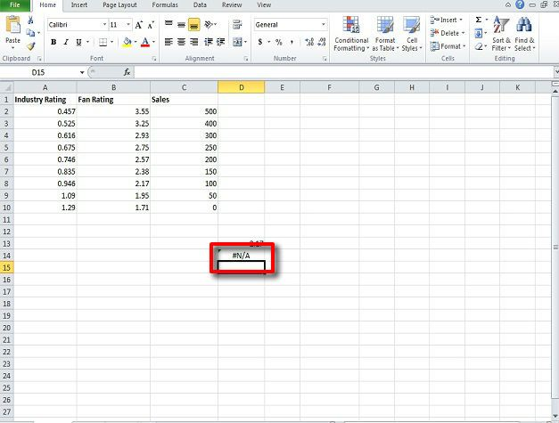 how to use vlookup function in excel 2007 with example