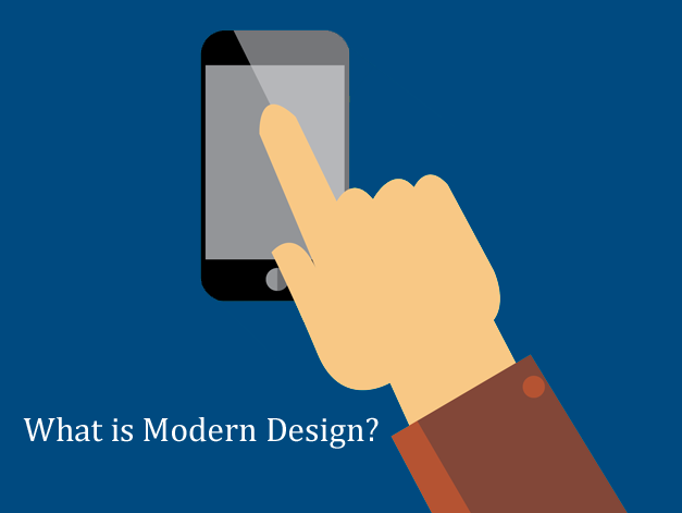 What is Modern design