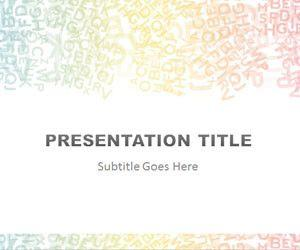 Free Clean Powerpoint Templates Free Ppt Powerpoint