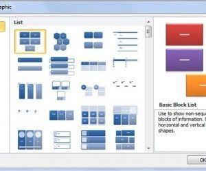 How to Create SmartArt Animation in PowerPoint 2010