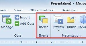 Using Adobe Presenter to Make Rich PowerPoint Presentations