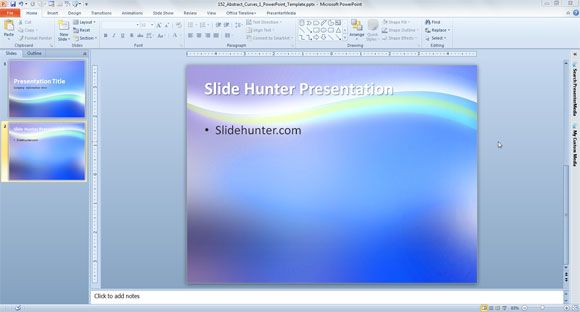 Download abstract PowerPoint templates and backgrounds
