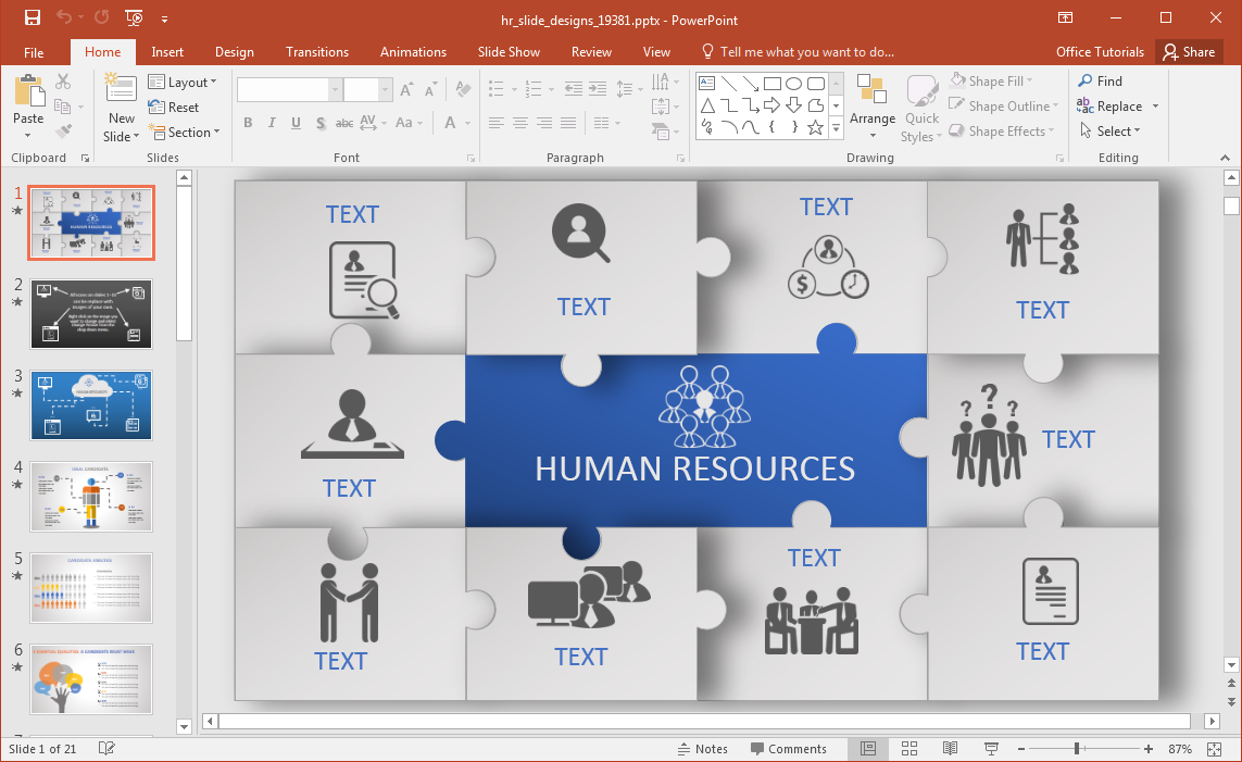 animated-human-resources-powerpoint-template