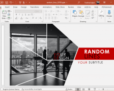 Animated Techy Design PowerPoint Template