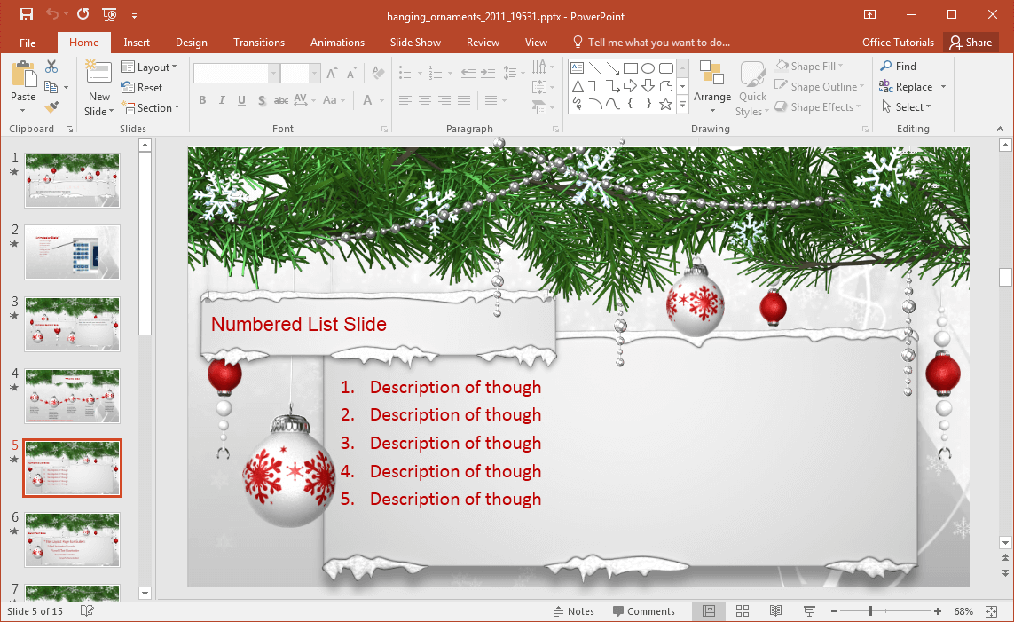 christmas-presentation-template