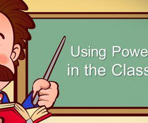 Teaching with PowerPoint Presentations