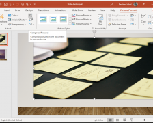 How to Compress Images and Disable Auto Compression in PowerPoint 2019