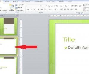 Merge Two Presentation Files in PowerPoint 2010
