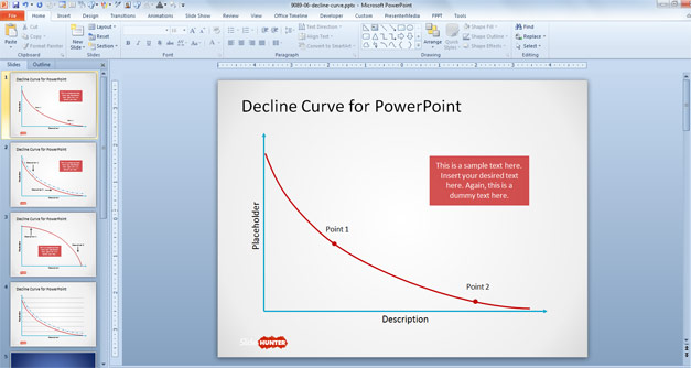 how to write curved text in powerpoint