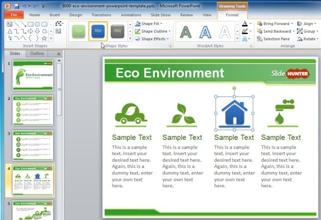 edit-eco-environment-powerpoint-template