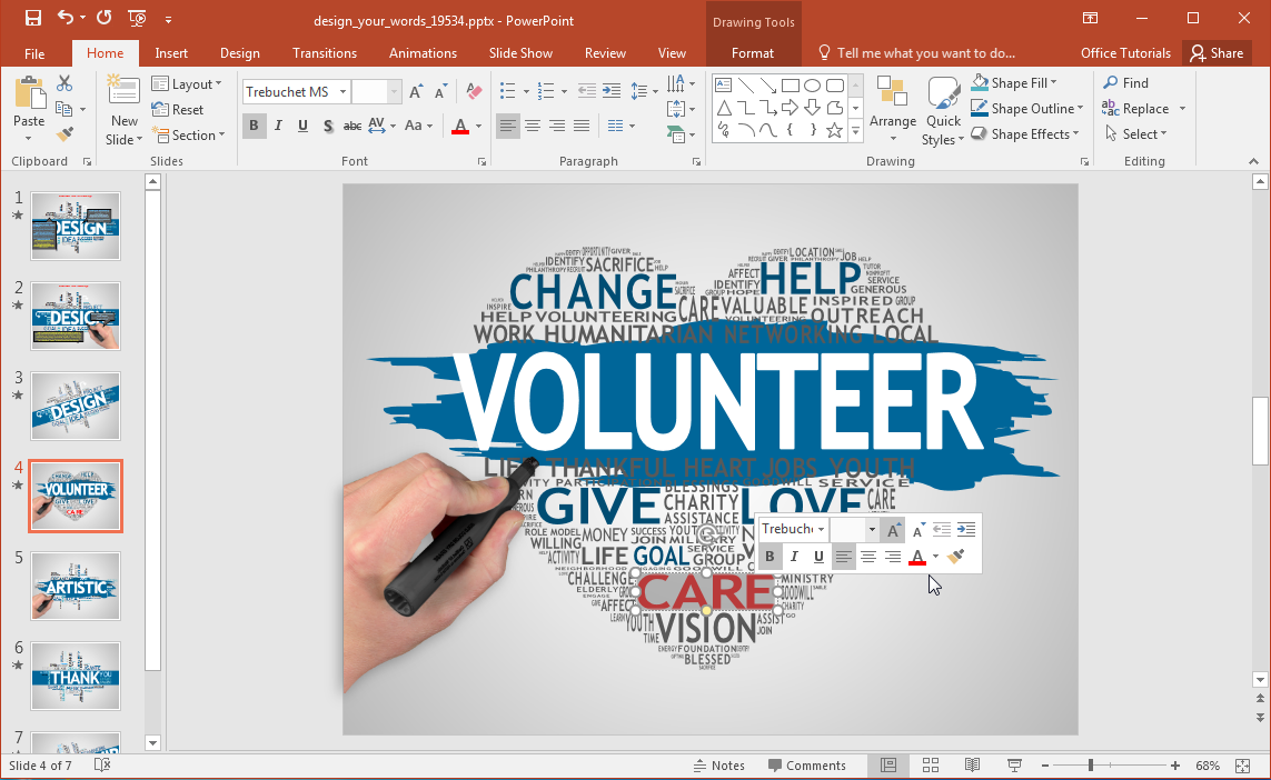 editable-word-cloud-template-for-powerpoint