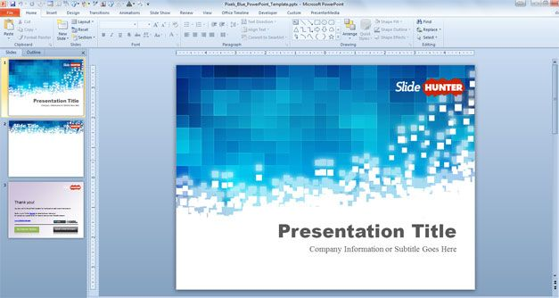 powerpoint software free download medical presentation slides