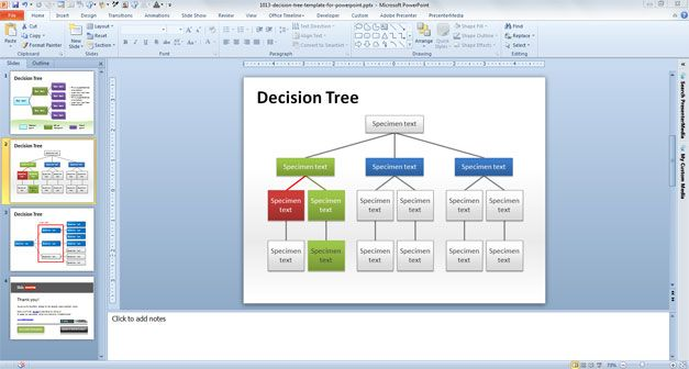 Visio decision diagram visio free engine image for user for Decision tree template visio