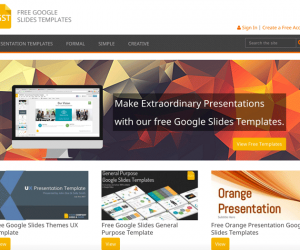FGST: Best Free Google Slides Templates